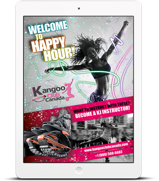 Digital publishing - Kangoo Club Canada